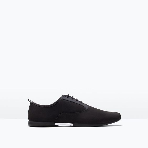 ZARA - SALE - TECHNICAL SLIM CASUAL SHOES