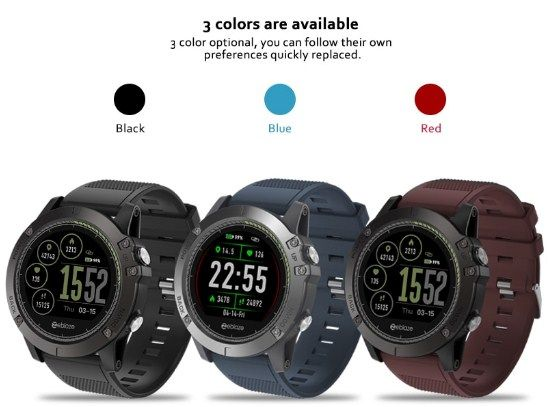Amazing Military Quality G6 Tactile Smartwatch Helpful Gadget Trendy Gifts Best Gifts Gift Ideas Smart Watch Smart Watches Men Activity Tracker