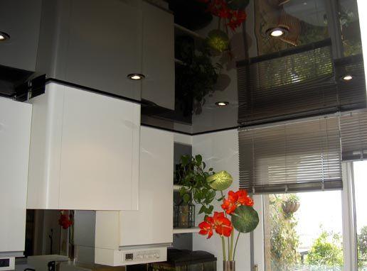 Plafonds en toile tendue réalisés par Barrisol France Plafond Home - peinture plafond mat ou brillant