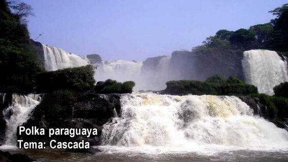 Cascada - arpa paraguaya (polka paraguaya)