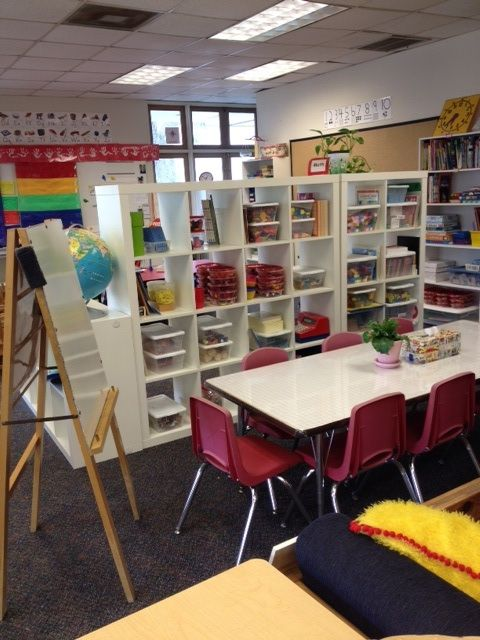 Ikea in the classroom storage ideas pinterest for Ikea daycare furniture