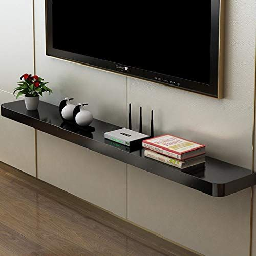 Xiter Shelf Wall Mount Floating Shelf Tv Console For Cable Boxes