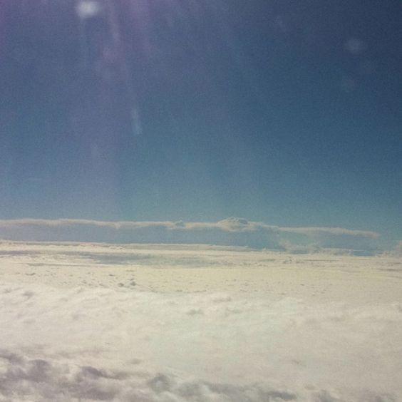 35,000 feet over Mississippi
