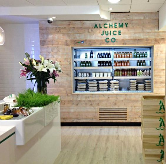 Gym Commercial Bar Design: Juice And Salad Bar - Buscar Con Google