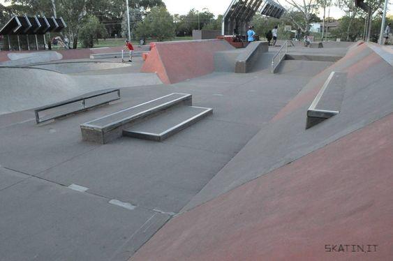 Euro Gap Skatepark Design Skateboard Park Skate Park