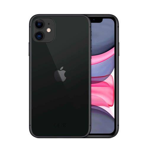 Iphone 11 256gb Zwart Iphone Apple Iphone Iphones