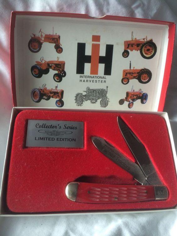 International Harvester Knife