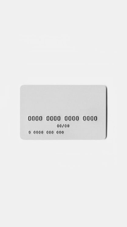 Credit card at its best