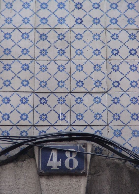 Rua dos Mastros - Lisboa