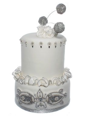 Cake Bling, Sadie May - Elegant cakes & confectionary for weddings & special occasions