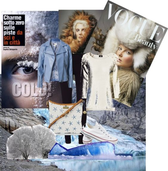 """""""all i see is cold"""" by lais-horan ❤ liked on Polyvore"""