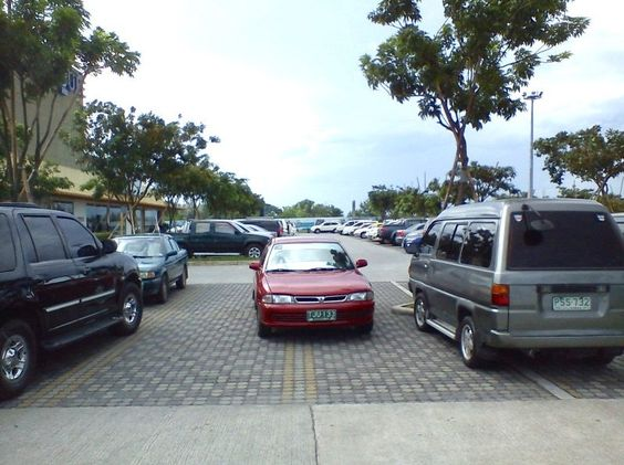 Eight Don'ts of Parking