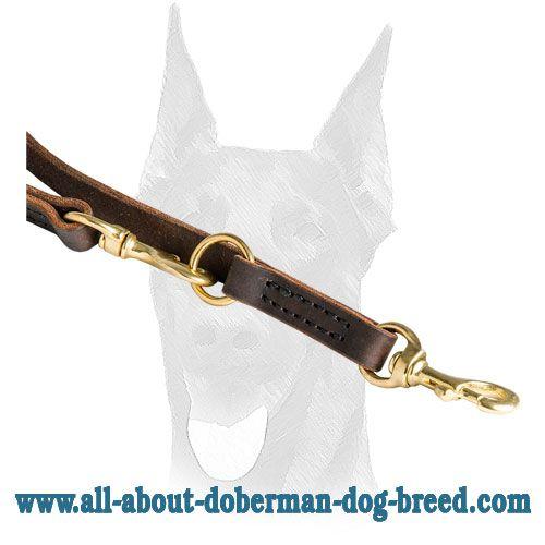 Buy Leather #Police Agitation #Lead 5,7 FT for #Doberman training $39.90