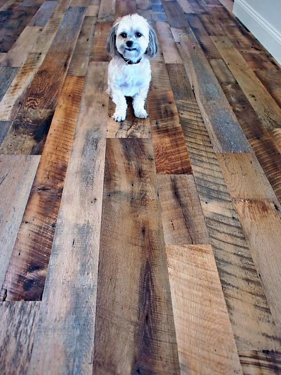 Reclaimed Barnwood Flooring By Tennessee Wood Flooring