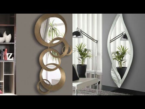 Fabulous Modern Wall Mirror Decor Ideas Modern Mirror Wall