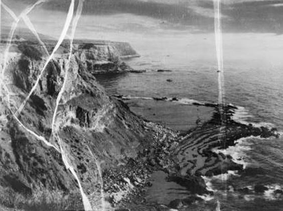 1935 Palos Verdes coast.