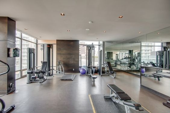 18 Yorkville Ave Toronto Condos Gym Victoria Boscariol Chestnut Park Real Estate
