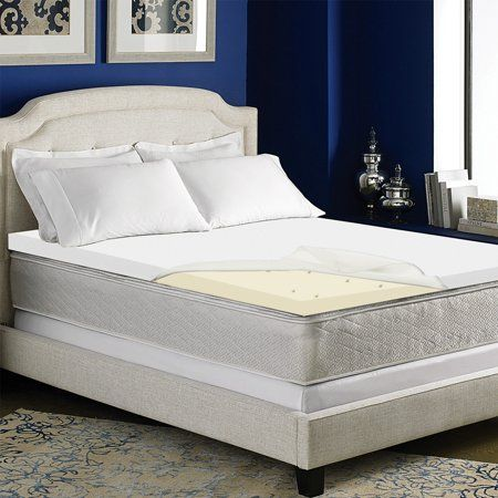Deedeeshop888 Bed Topper 80 X76 X3 New 3 King Size Memory Foam