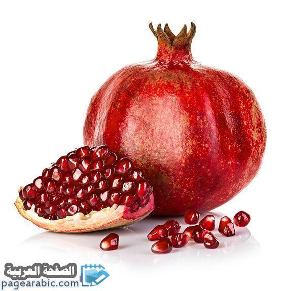 فوائد الرمان Benefits Of Pomegranate بونيكا غراناتوم Pomegranate Art Fruit Painting Fruit Art