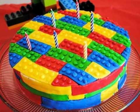 Legocake #6