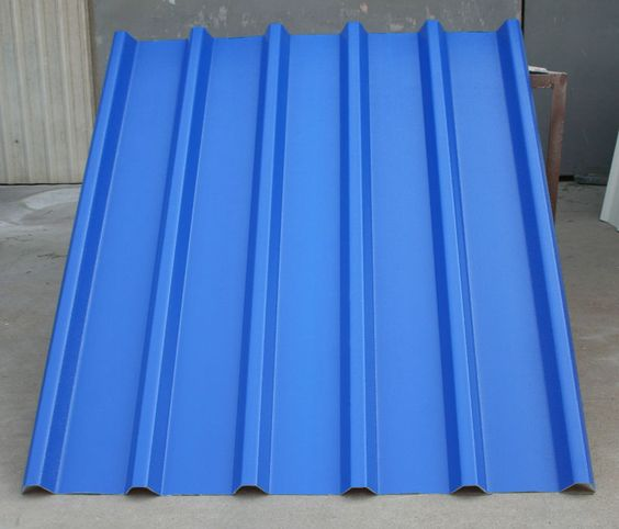 Corrugated Plastic Roofing Material