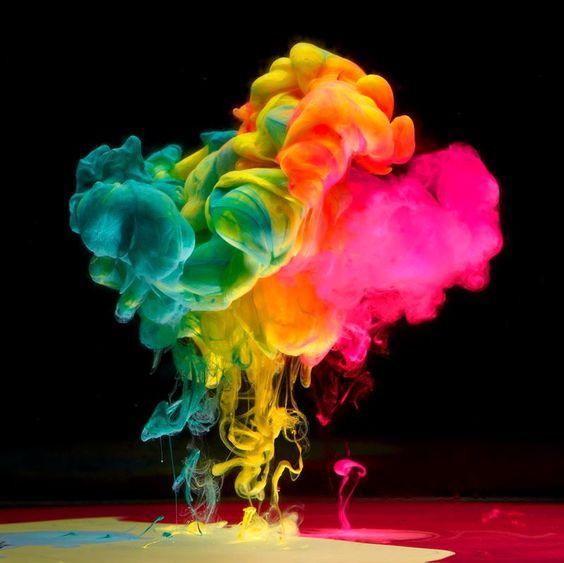 colored Smoke! *--*