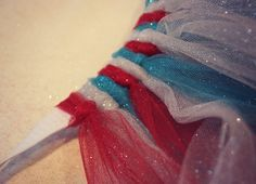 DIY easy tutu/ Superhero costume-Easy step by step directions!! Even I could do it! LOL