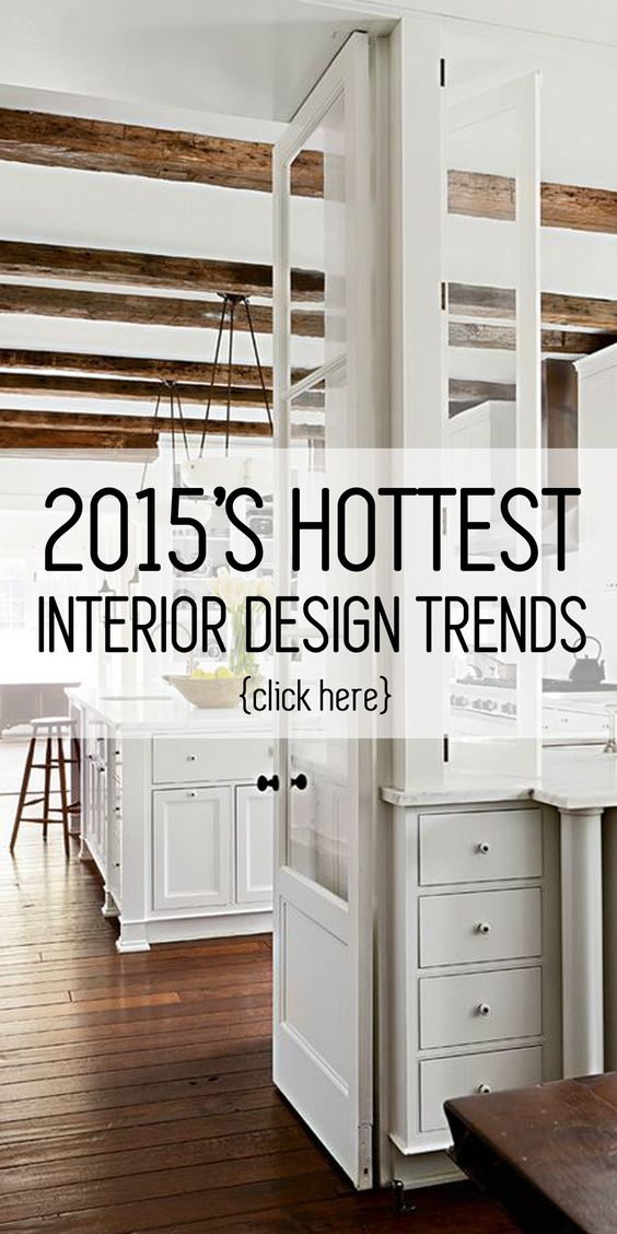 Need some interior design inspiration for the new year - Interior design new trends ...