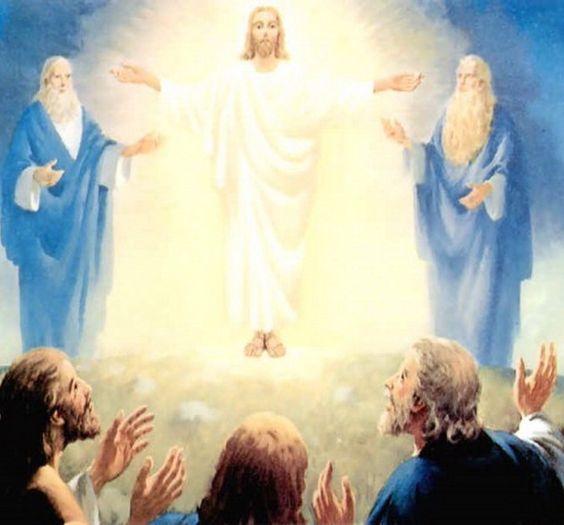 LA TRANSFIGURACION DE JESÚS