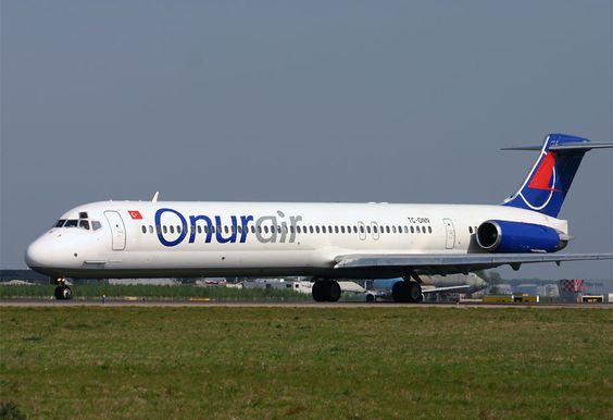 McDonnell Douglas MD-80 Onur Air
