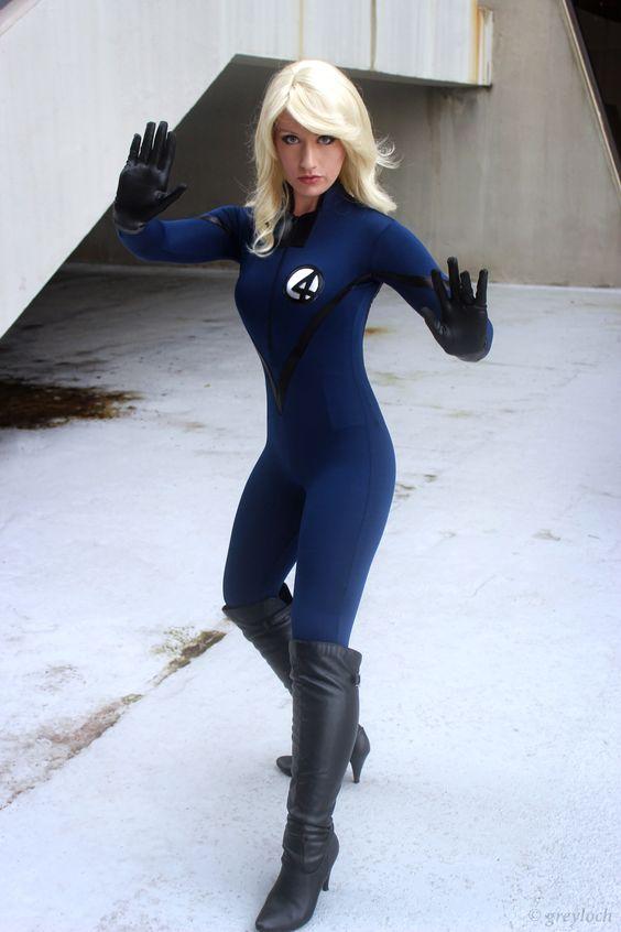 Female Superhero Cosplay