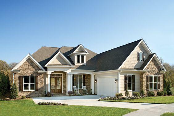 Carolinas Luxury Custom Home Design, CARRINGTON 1151F