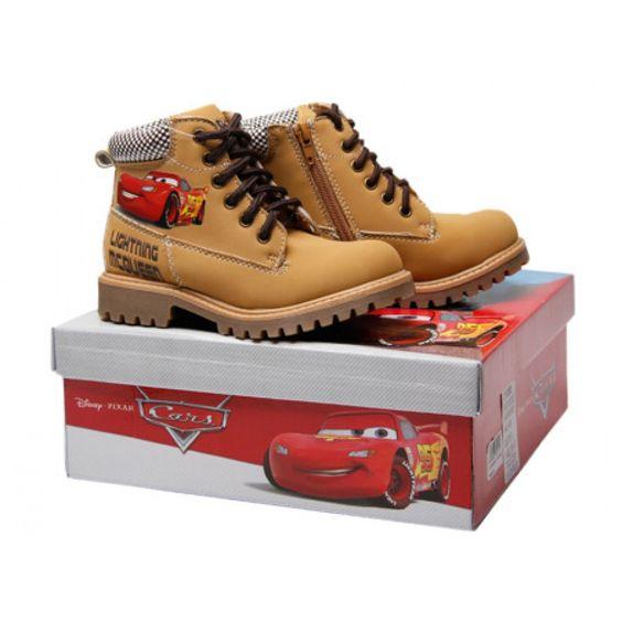 Trappers, Schuhe, winter, Cars, Disney 32-35 aus Großhandel und Import