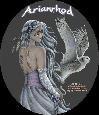 Arianhod, Goddess