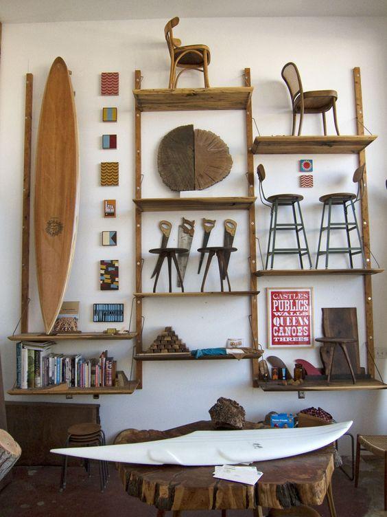 Chapéu de Sol Blog: The Woodshop