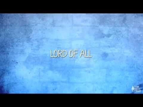 ▶ Cornerstone Tim Neufeld /w Audrey Assad (Lyric Video)
