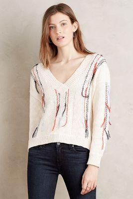Seaport Stripe Pullover