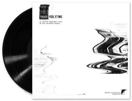 Yakari - Feel It Two LP - Comet Substance