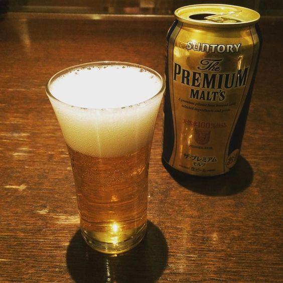 たまにモーニング食べるイエスタデイでビールグラスは青汁用のグラス by mojya_buchi
