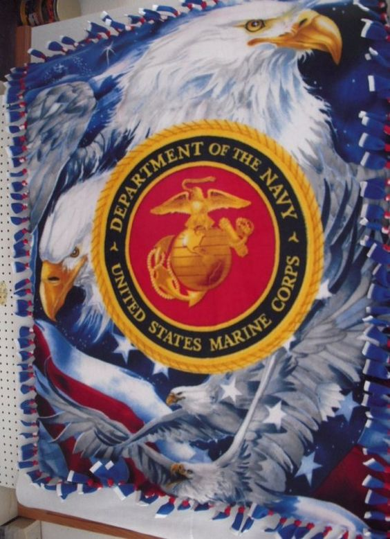 Hey, I found this really awesome Etsy listing at http://www.etsy.com/listing/116998098/united-states-marine-corp-hand-tied
