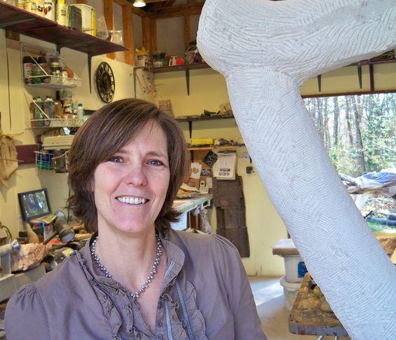 Sculptures by Stacy Deslatte.       -------      http://www.galleryminerva.com/artists/stacy-deslatte