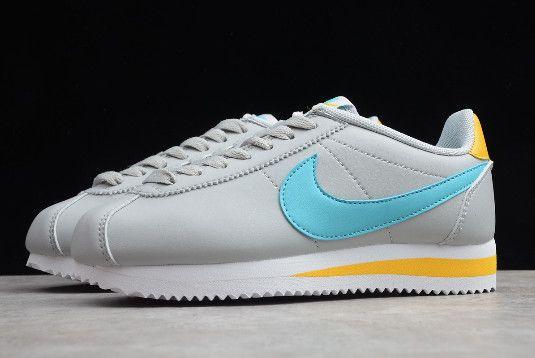 Wmns Nike Classic Cortez Leather Grey