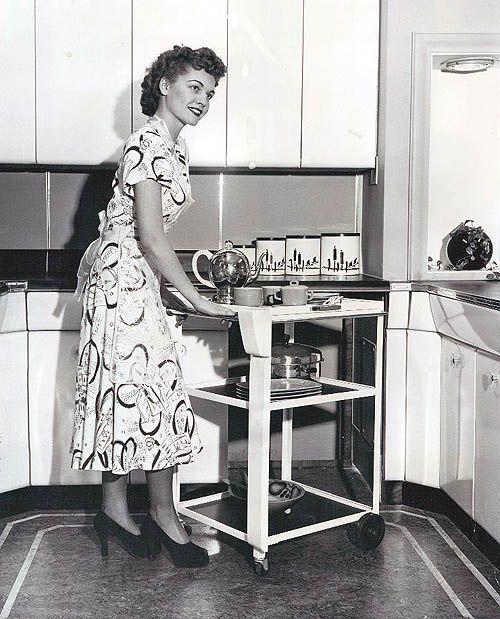 The modern homemaker 1948 retro revisited pinterest for Modern housewife
