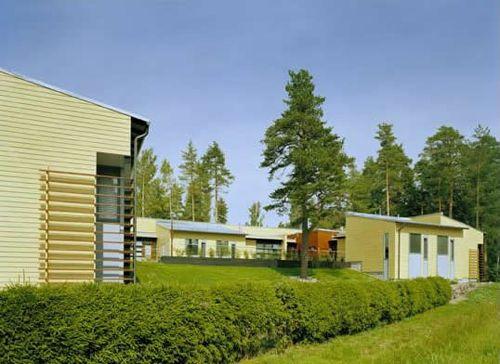 Elderly Housing Design In Europe Build Blog Residential Care Home Best Architects Elderly Home