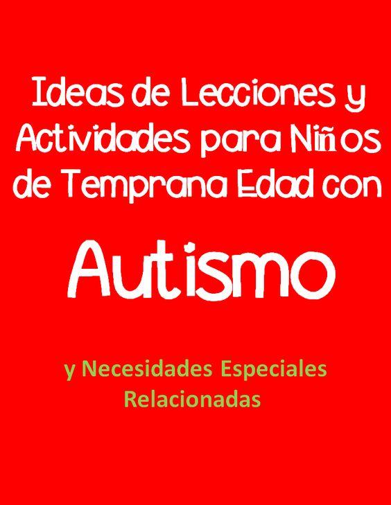 Translate this page.  Traducir esta página. blog sobre lecciones, aplicaciones y actividades. #autismo