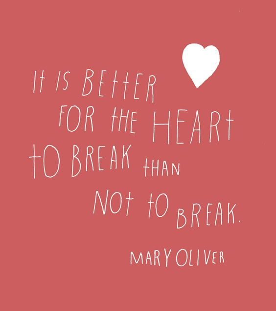 Mary Oliver Love Quotes: Pinterest • The World's Catalog Of Ideas