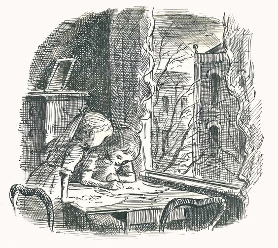 Edward Ardissone Book: The Witch Family The Illustration Cupboard, London