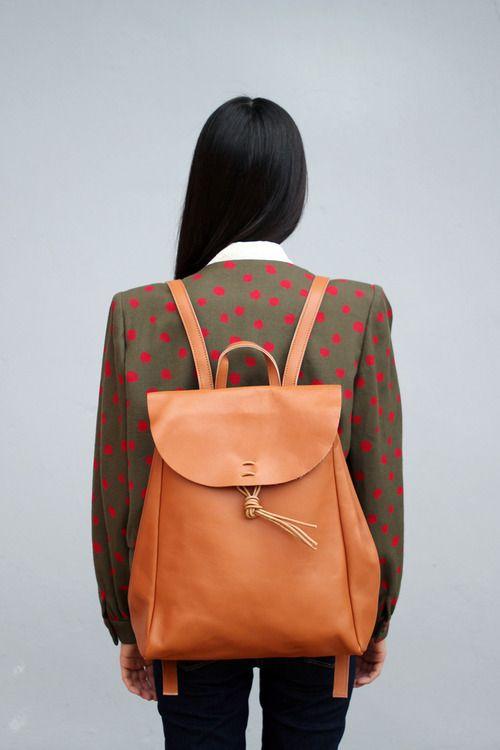 !tem. jacket + backpack please.
