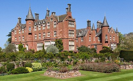 mansions of scotland | ... with regret, he is selling his stately home in Scotland | Mail Online