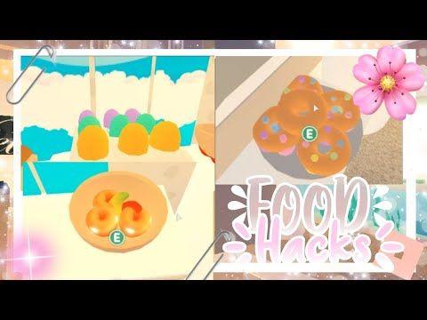 Food Hacks Adopt Me Building Hacks Roblox Adopt Me Official Pineapples Youtube In 2020 Roblox Cute Room Ideas Food Hacks